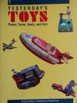Clicca per ingrandire la copertina di Yesterday's Toys. Planes, Trains, Boats, and Cars.